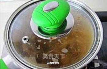 健康饮品---金银双花茶的做法步骤:5