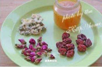双花柠檬红枣茶的做法步骤:1