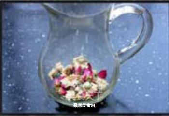 双花柠檬红枣茶的做法步骤:3