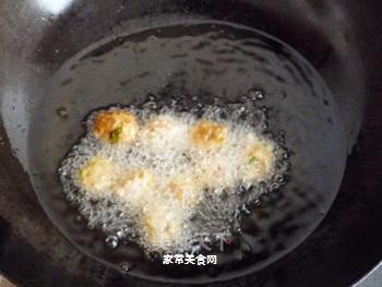 糖醋藕丸的做法步骤:10