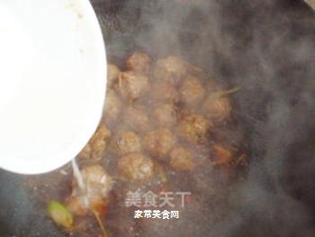糖醋藕丸的做法步骤:16