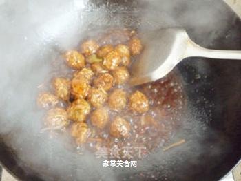 糖醋藕丸的做法步骤:17