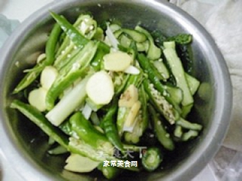 腌黄瓜的做法步骤:5