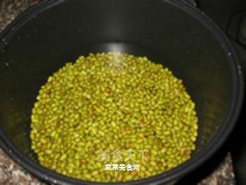 绿豆糖水的做法步骤:4