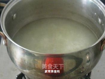丝瓜粥的做法步骤:4
