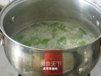 丝瓜粥的做法步骤:6