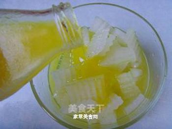 柠檬瓜条的做法步骤:5