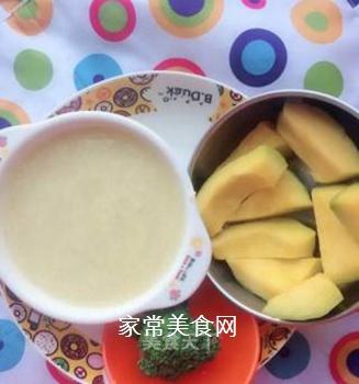 小米南瓜粥的做法步骤:1