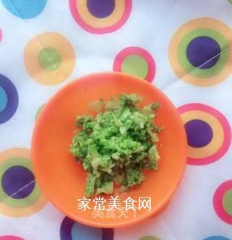小米南瓜粥的做法步骤:4