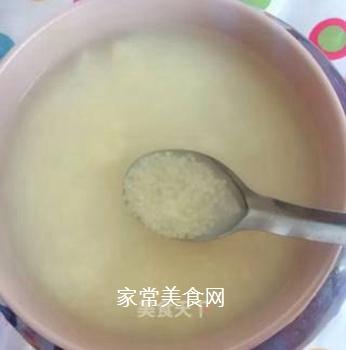 小米南瓜粥的做法步骤:5