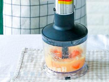 蔬菜鸡肉丸子的做法步骤:4