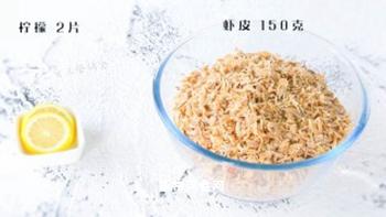 虾皮粉的做法步骤:1