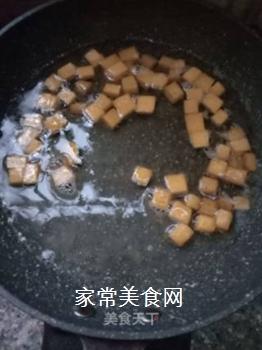 肉末南瓜酱软饭的做法步骤:5