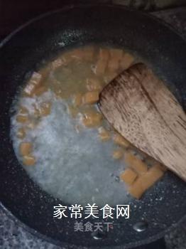 肉末南瓜酱软饭的做法步骤:6