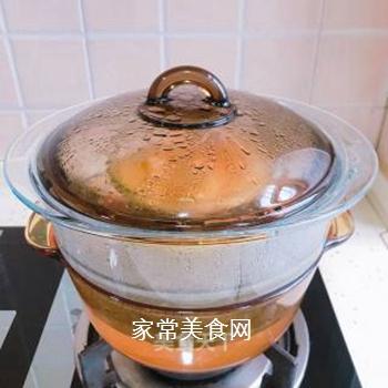 苹果燕麦糊的做法步骤:4
