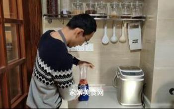 超能奶爸厨房必杀技:多彩麻食的做法步骤:7