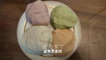 超能奶爸厨房必杀技:多彩麻食的做法步骤:12