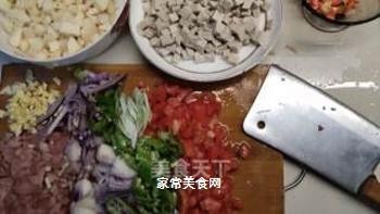 超能奶爸厨房必杀技:多彩麻食的做法步骤:20