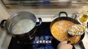 超能奶爸厨房必杀技:多彩麻食的做法步骤:32