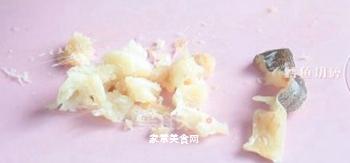 杂蔬鳕鱼饭团的做法步骤:5