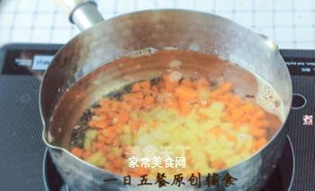 胡萝卜土豆藜麦糊的做法步骤:4