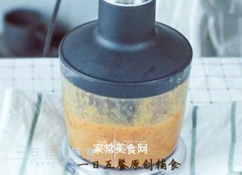 胡萝卜土豆藜麦糊的做法步骤:6