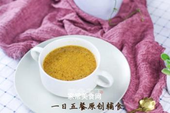 胡萝卜土豆藜麦糊的做法步骤:7