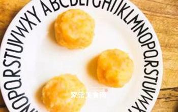 苹果土豆泥的做法步骤:4