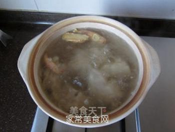 海带花生煲猪蹄的做法步骤:10