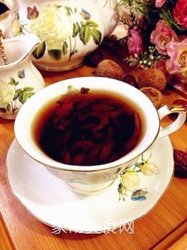 女生养血必备---桂圆红枣茶的做法步骤:14
