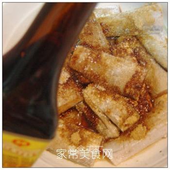 满屋飘香烤出来-----五香烤带鱼的做法步骤:4