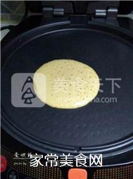 【成都名小吃】美味蛋烘糕的做法步骤:6