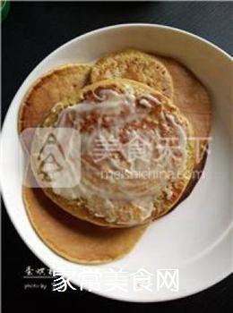 【成都名小吃】美味蛋烘糕的做法步骤:8