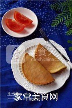 【成都名小吃】美味蛋烘糕的做法步骤:10