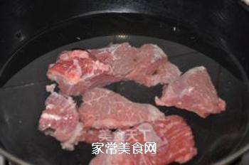 灯影牛肉丝的做法步骤:2