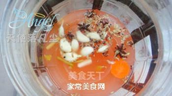 酸爽开胃的――四川泡菜的做法步骤:3