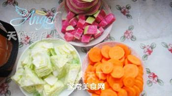 酸爽开胃的――四川泡菜的做法步骤:4