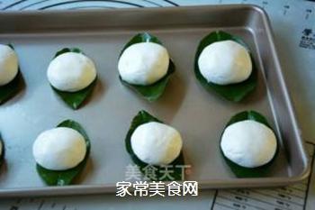 【四川】熊猫版叶儿粑的做法步骤:11