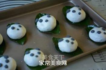 【四川】熊猫版叶儿粑的做法步骤:12
