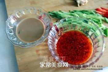炎炎夏日吃什么?四川传统小吃【鸡丝凉面】的做法步骤:7