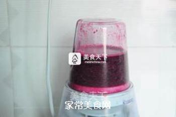 黑加仑冰粉的做法步骤:7