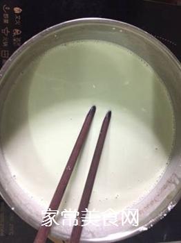 青汁糯米糍的做法步骤:2