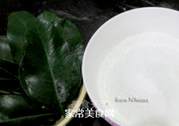 四川小吃――叶儿粑的做法步骤:10