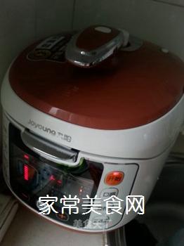蒜香里脊(电饭煲版)的做法步骤:8
