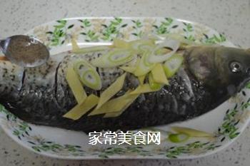 糖醋鲤鱼的做法步骤:7