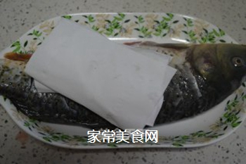 糖醋鲤鱼的做法步骤:13