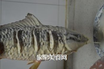 糖醋鲤鱼的做法步骤:14