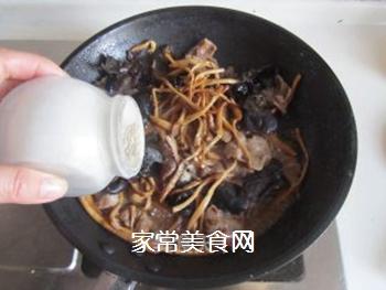 【湖北】木须肉的做法步骤:9