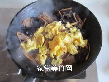【湖北】木须肉的做法步骤:11