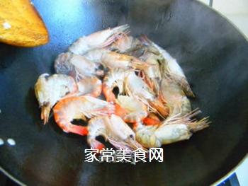【黑龙江】油焖大虾的做法步骤:5